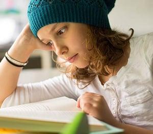 FCS-AP-Class-Girl-Studying